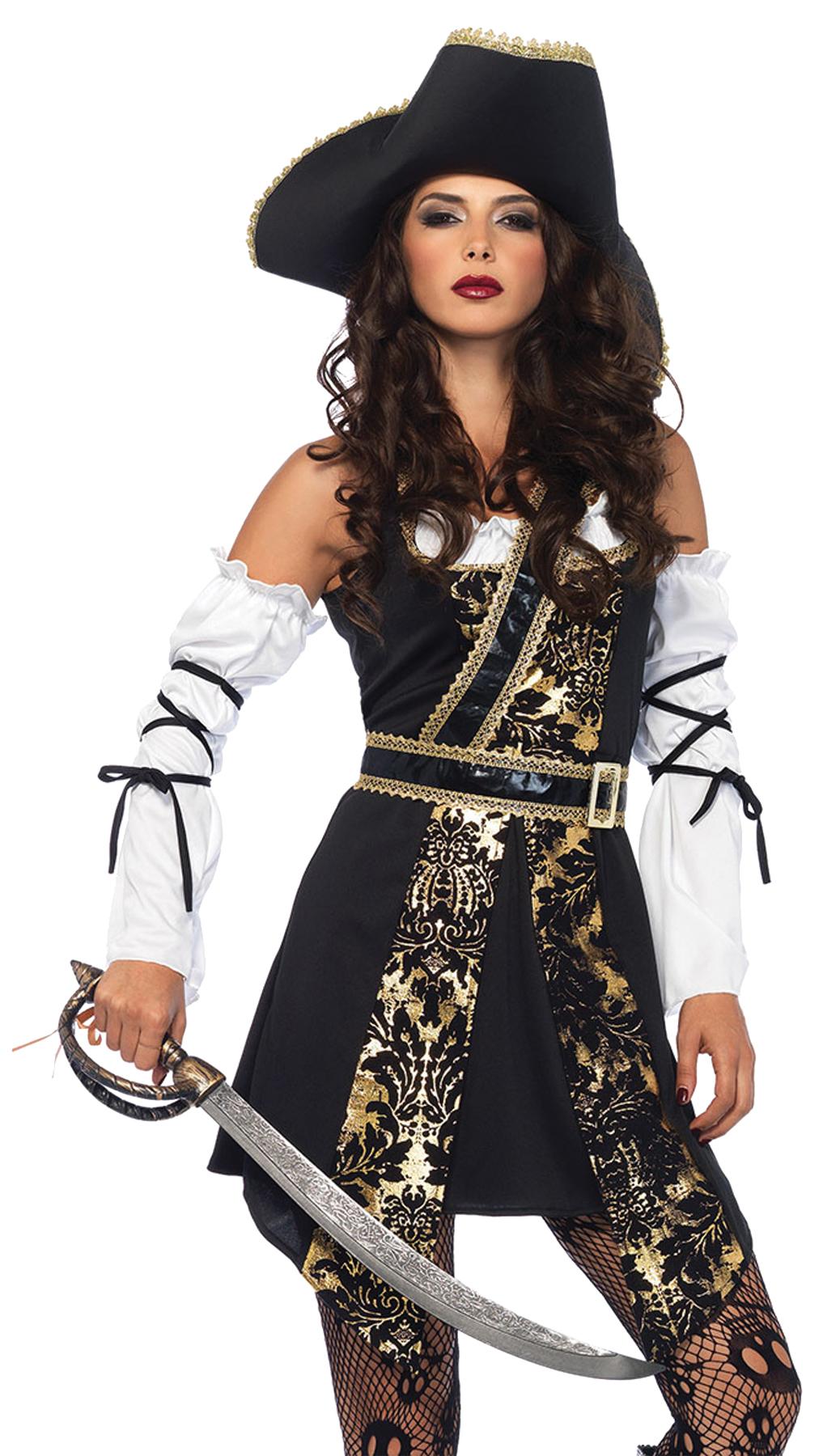 Women S Buccaneer Pirate Costume Costumepub Com