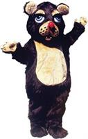 Adult Barnaby Bear Mascot