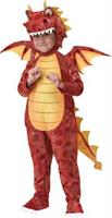 Boy's Dragon Fire Costume