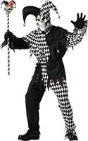 Jesters Costumes Black