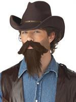 Western Hats, Wigs & Masks
