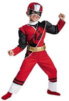 Power Rangers Costumes Red