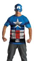Men's Captain America Costume Kit
