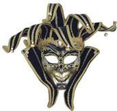 Jesters Hats, Wigs & Masks