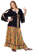 Gypsy Costumes Black