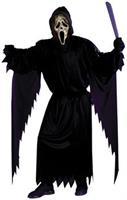 Scream Costumes Black
