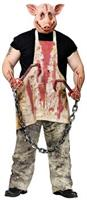 Men's Pig Butcher Costume