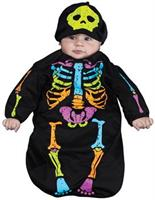 Skeleton & Skull Infant - Toddler Costumes Infants & Toddler Size