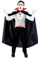 Vampire Of Versailles Scary, Gothic & Vampire  Costumes