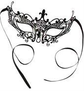 Mardi Gras Hats, Wigs & Masks