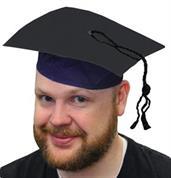 Graduation Party Hats, Wigs & Masks