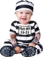 Cops & Gangster Infant - Toddler Costumes Infants & Toddler Size