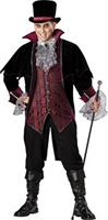 Vampire Of Versailles Costumes Red