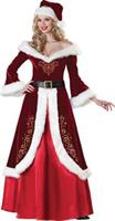 Mrs. Claus Costumes Extra Large