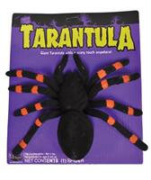 Flocked Tarantula Decoration