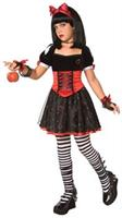 Princess & Doll Costumes Black