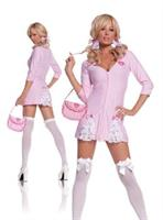 Women's Candy Striper Costume