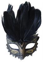 Masquerade Hats, Wigs & Masks