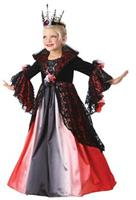 Vampire Of Versailles Infant - Toddler Halloween Costumes