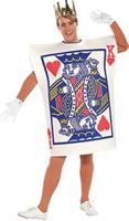 Men's King Of Hearts Costume