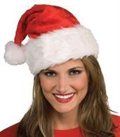 Santa Claus Hats, Wigs & Masks