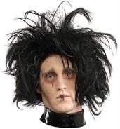 Edward Scissorhands Hats, Wigs & Masks