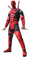 X-Men Origins: Wolverine Costumes Red