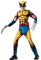 Boy's Marvel Wolverine Costume