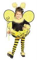 Girl's Bumblebee Costume