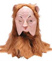 Cowardly Lion Hats, Wigs & Masks