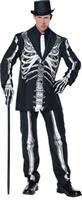 Day of the Dead Adult Retro  Costumes