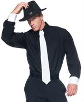 Cops & Gangster Costumes Black