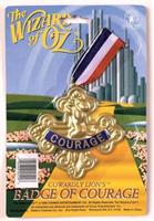 Wizard Of Oz Badge Of Courage