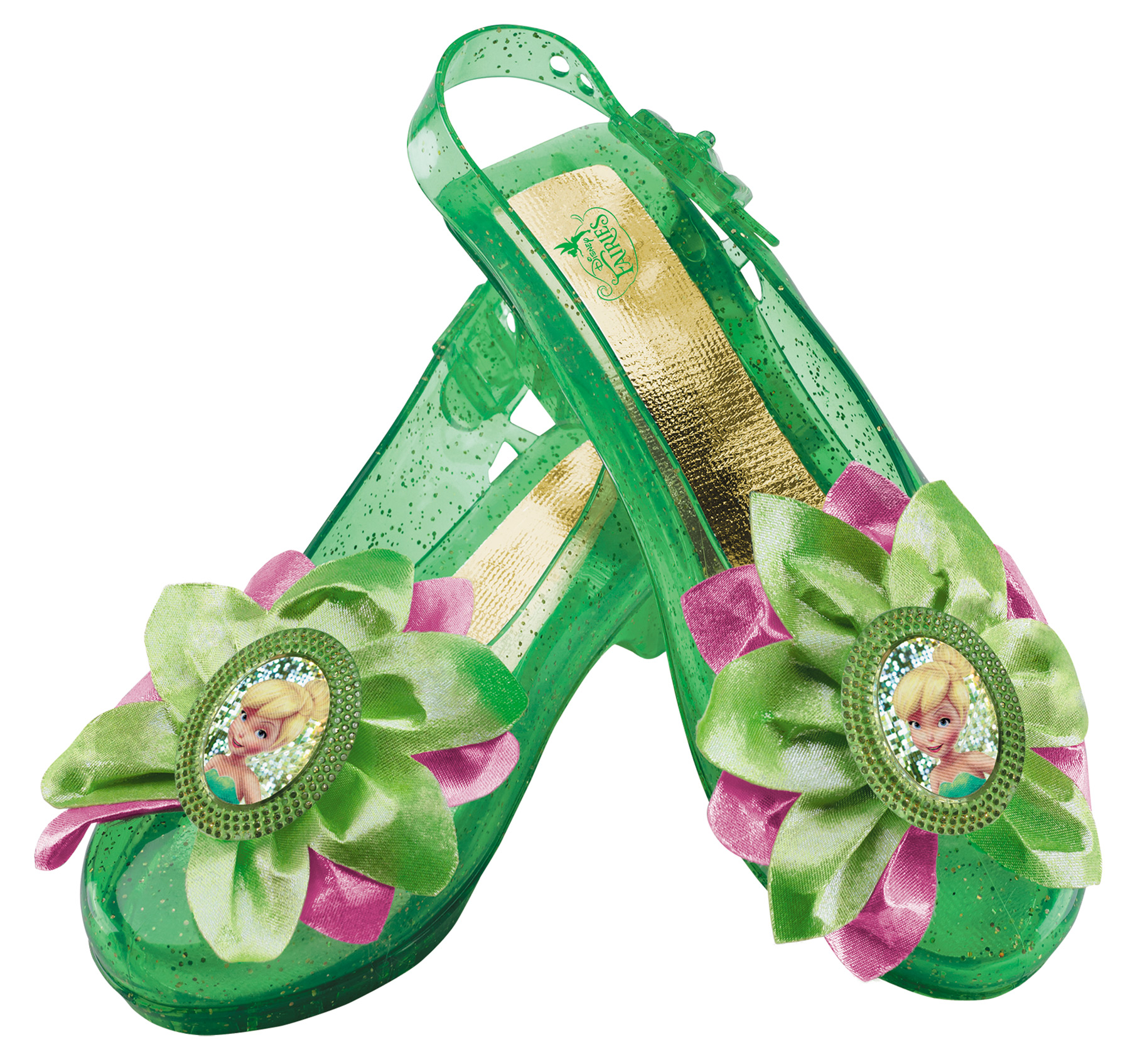 Disney Tinker Bell Sparkle Shoes Costumepub Com