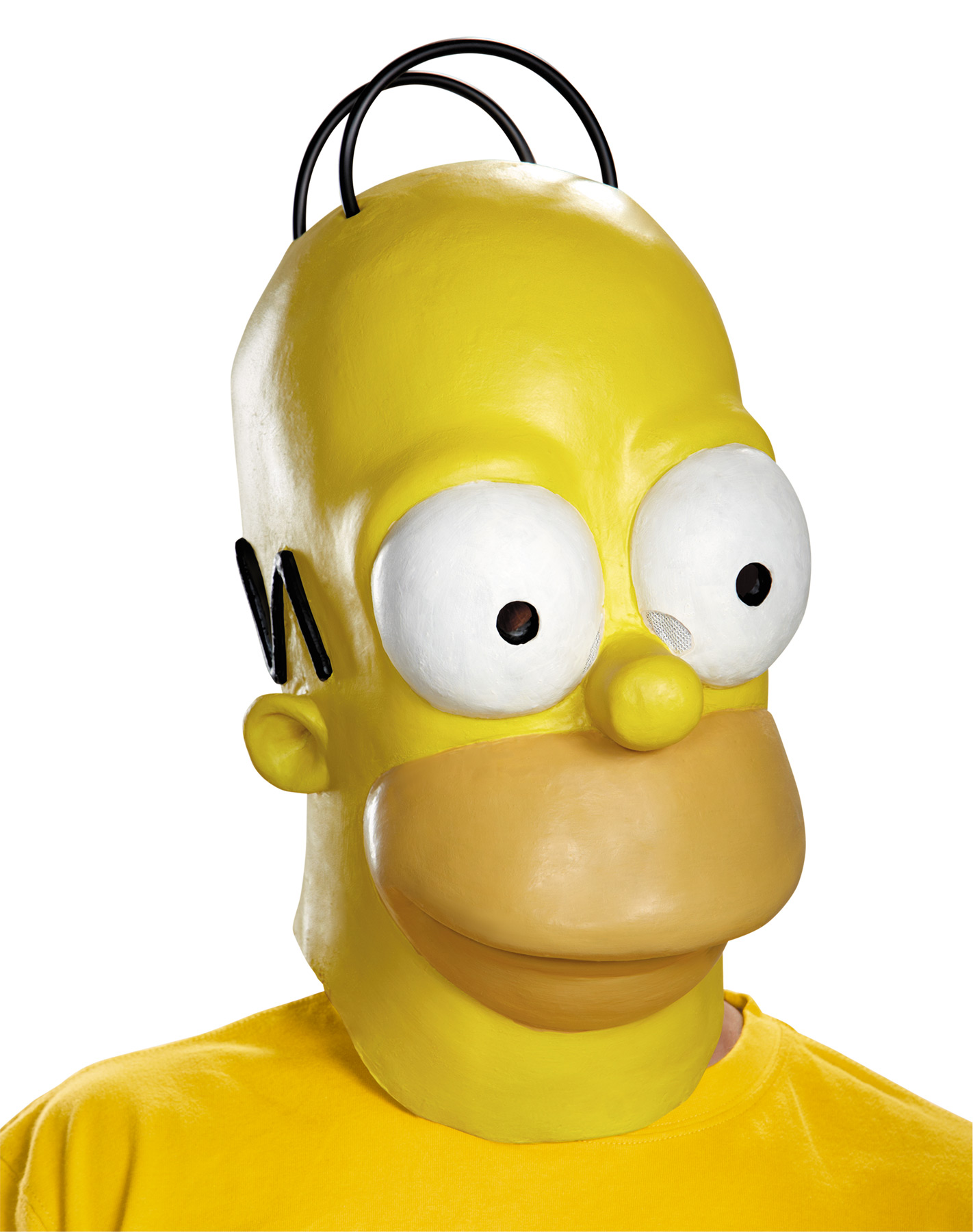 Homer Simpson Mask Costumepub Com