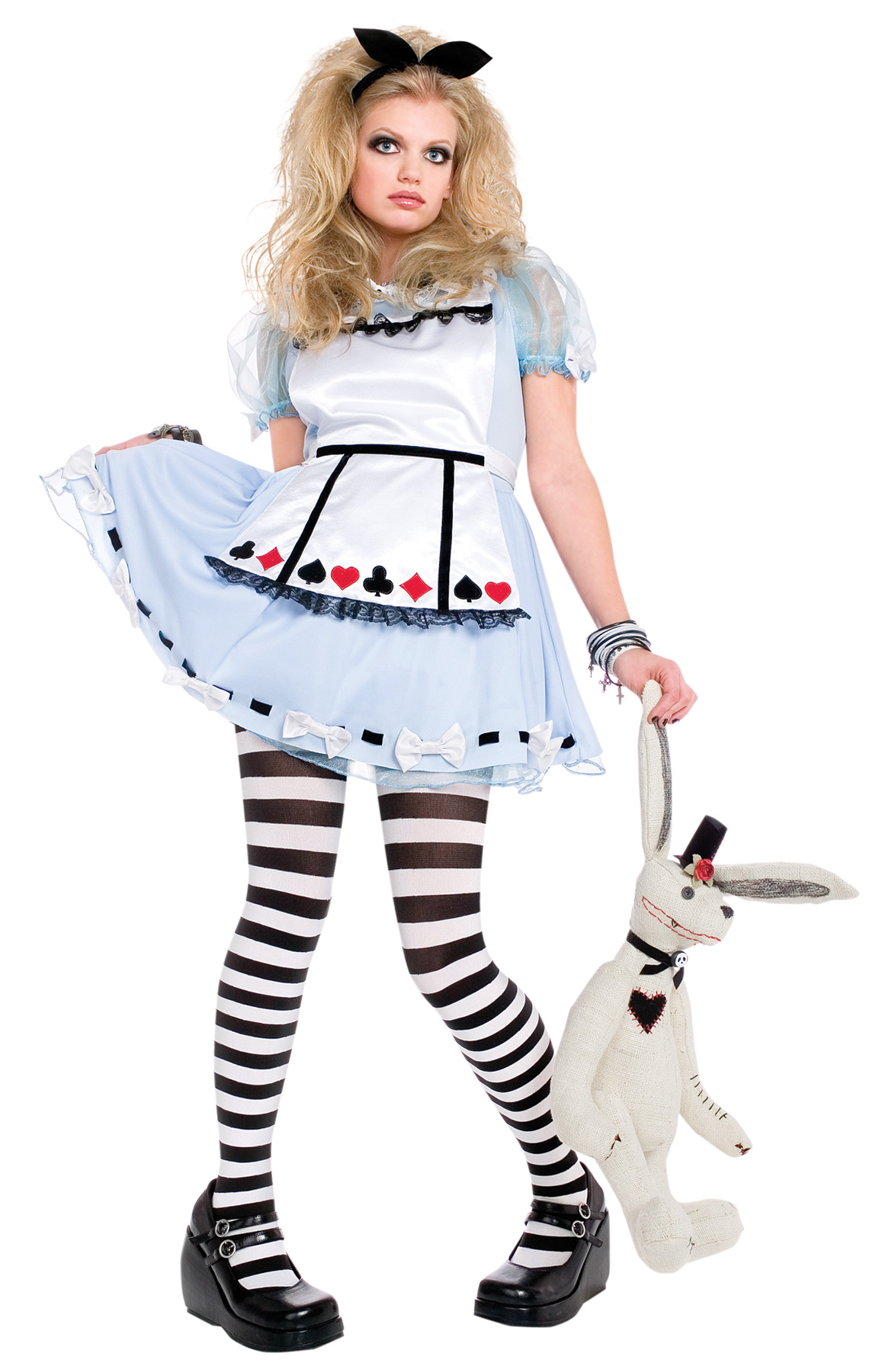 Girl S Alice In Wonderland Costume Costumepub Com