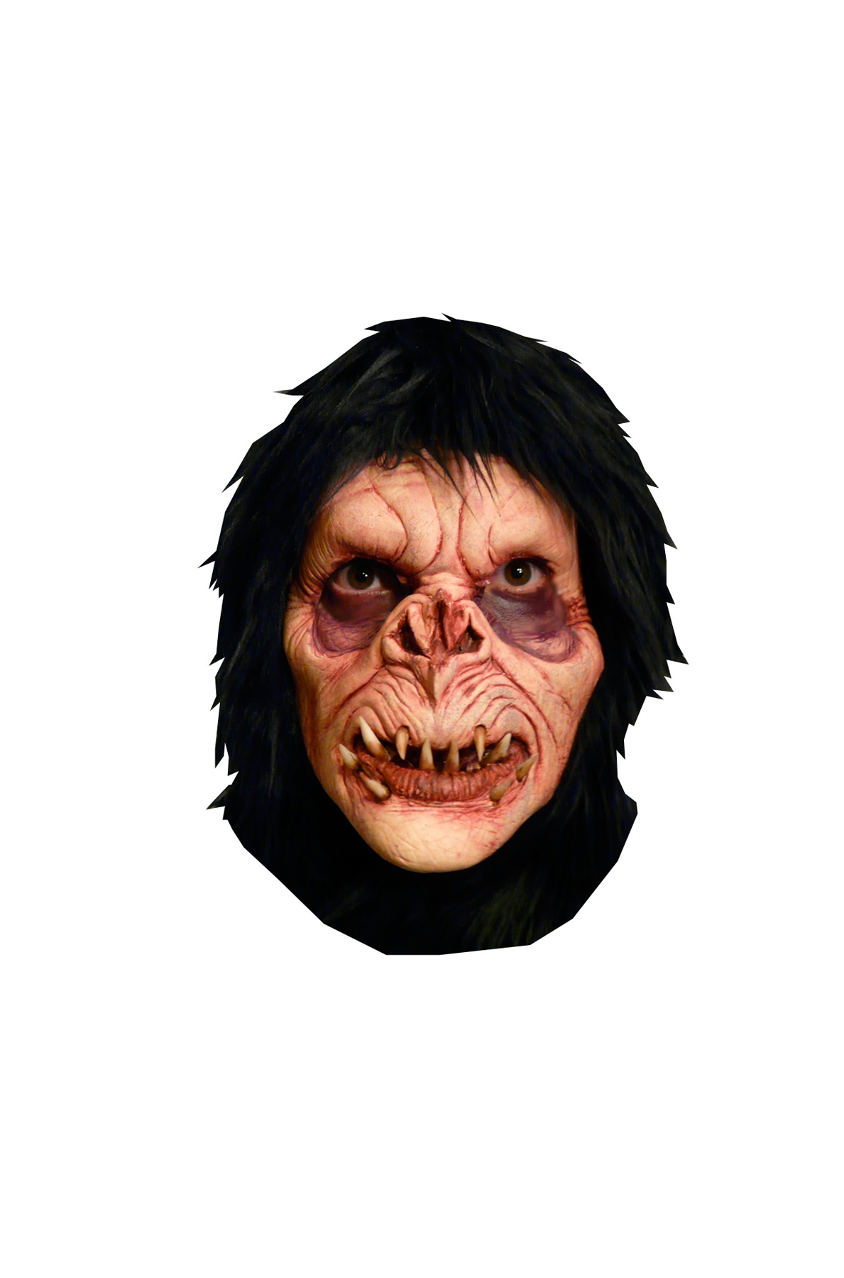 TA490 Morris Costumes Latex Foam Prosthetic Vampire Bat Mask
