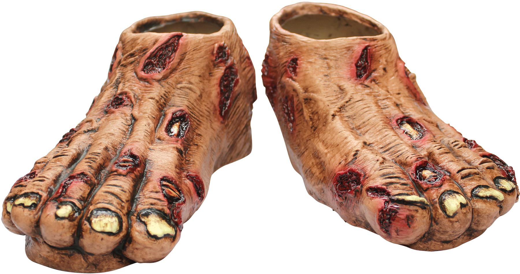 Zombie Feet Costumepub Com