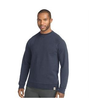 Hanes Men's 1901 Heritage Fleece V-notch Crewneck Sweatshirt