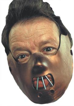 Hannibal Restraint Mask