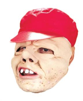 Hills Brother Mask - Large