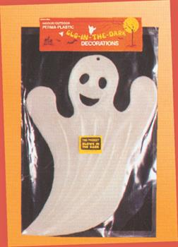 Glow in the Dark Ghost - Standard for Halloween