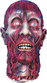 Skinned Alive Head Prop