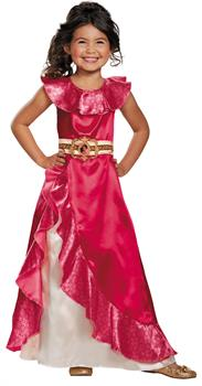 Girls Girl's Princess Elena Costume