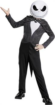 Boy's Jack Skellington Costume