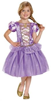 Girls Girl's Disney Rapunzel Costume