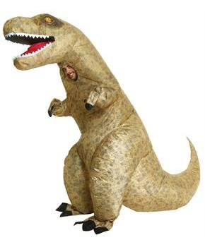 Men's T-Rex Inflatable Adult - Standard