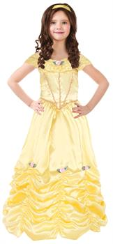Girls Beauty Classic Child Costume