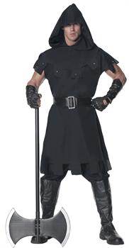Men's Medieval Executioner Costume