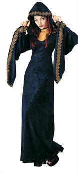 Women's Midnight Priestess Costume